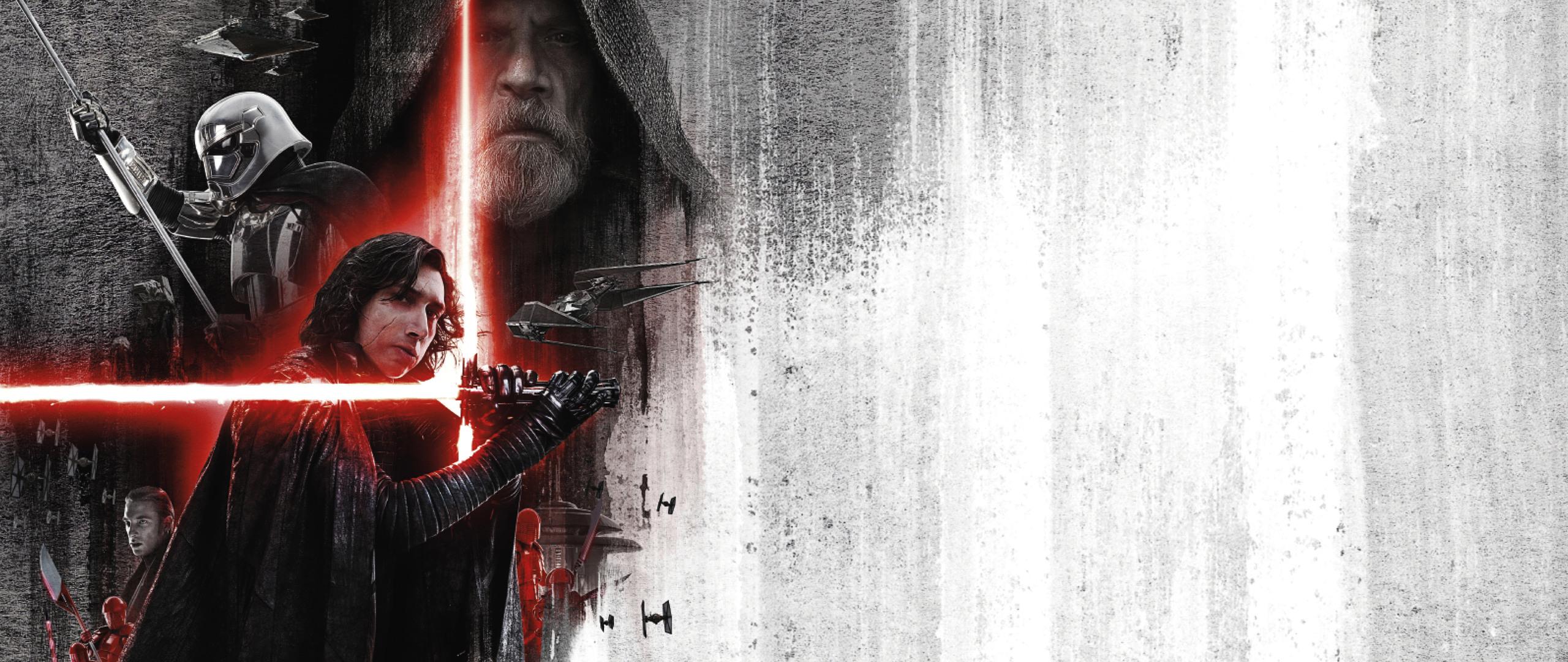 Star Wars Last Jedi Wallpaper: 2560x1080 Star Wars The Last Jedi 2017 10k 2560x1080
