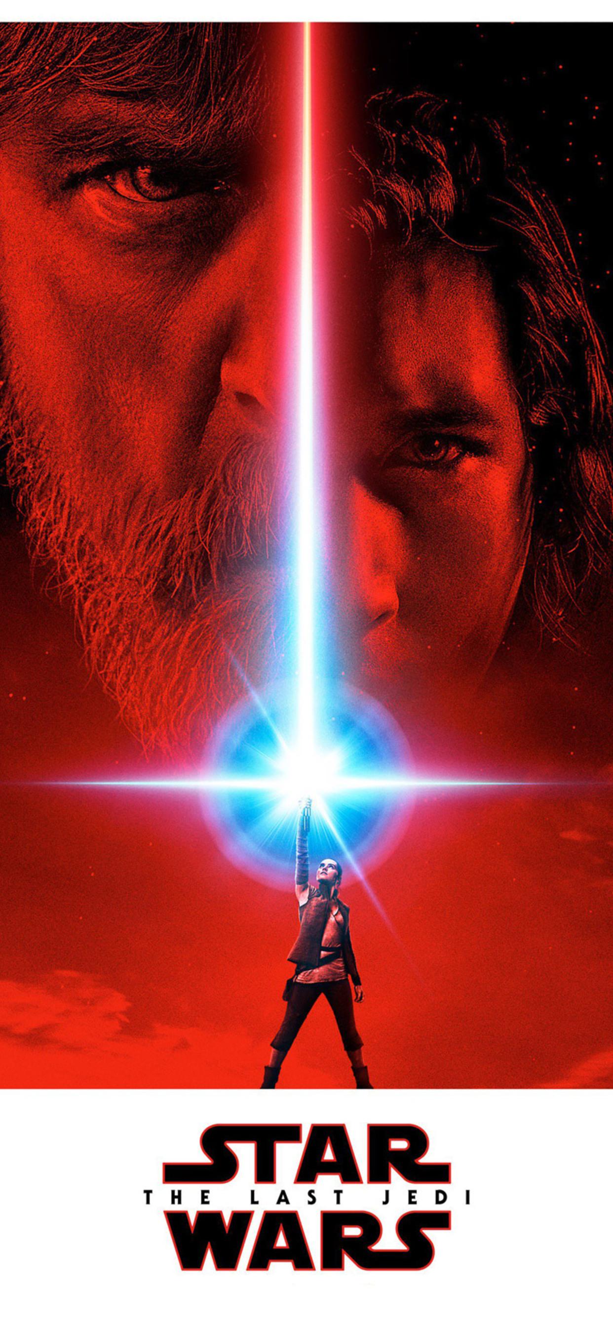 1242x2688 Star Wars The Last Jedi Iphone Xs Max Hd 4k