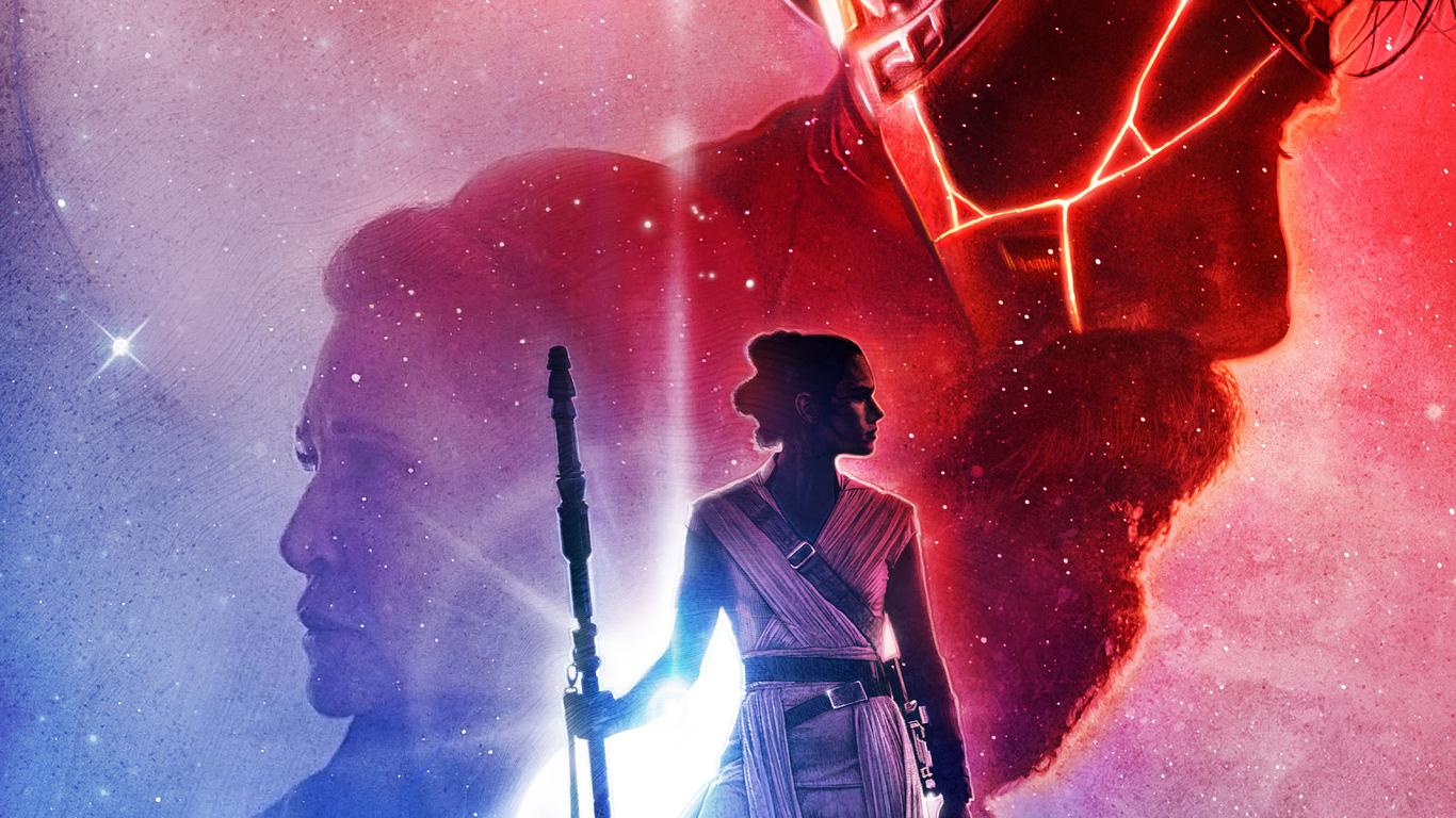 1366x768 Star Wars The Last Jedi Art 5k 1366x768 Resolution Hd 4k