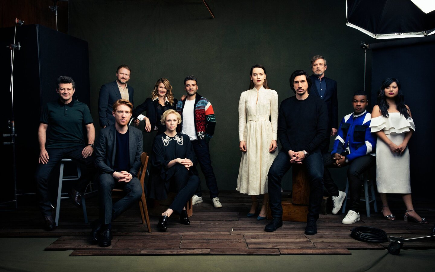 1440x900 Star Wars The Last Jedi Cast Photoshoot Vanity Fair 1440x900 Resolution Hd 4k Wallpapers Images Backgrounds Photos And Pictures