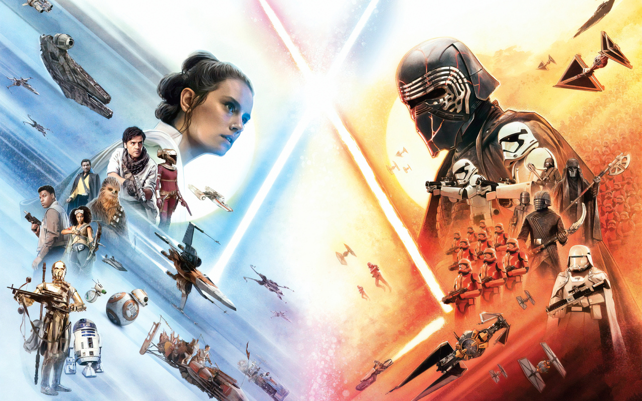 1280x800 Star Wars The Rise Of Skywalker 4k 2019 720p Hd 4k Wallpapers Images Backgrounds Photos And Pictures