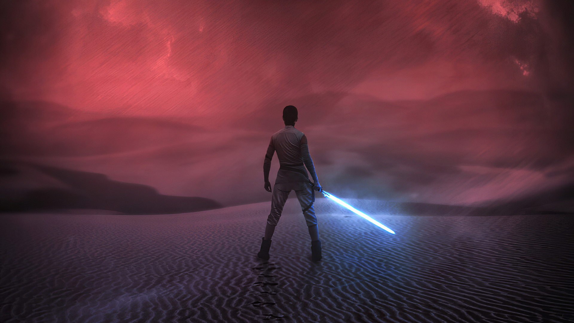 1920x1080 Star Wars The Rise Of Skywalker 4k Rey Laptop Full Hd 1080p Hd 4k Wallpapers Images Backgrounds Photos And Pictures