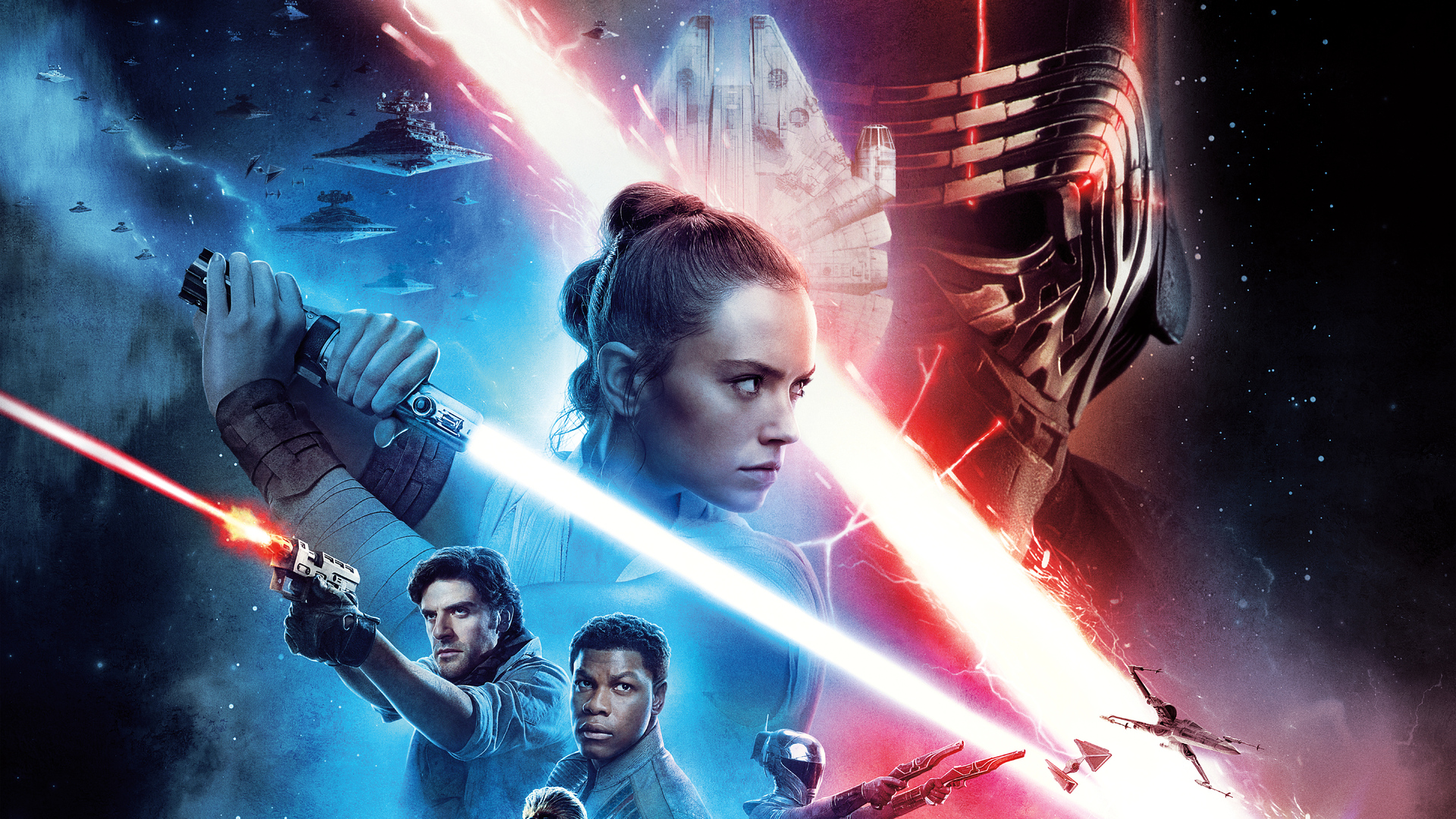 1920x1080 Star Wars The Rise Of Skywalker 8k Laptop Full Hd 1080p Hd 4k Wallpapers Images Backgrounds Photos And Pictures