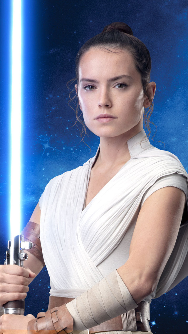 640x1136 Star Wars The Rise Of Skywalker Poster Rey Iphone 5 5c 5s Se Ipod Touch Hd 4k Wallpapers Images Backgrounds Photos And Pictures