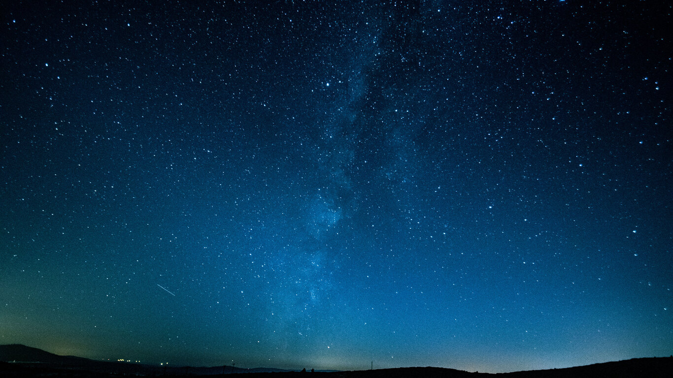 1366x768 starry sky 1366x768 resolution hd 4k wallpapers - Starry sky 4k ...
