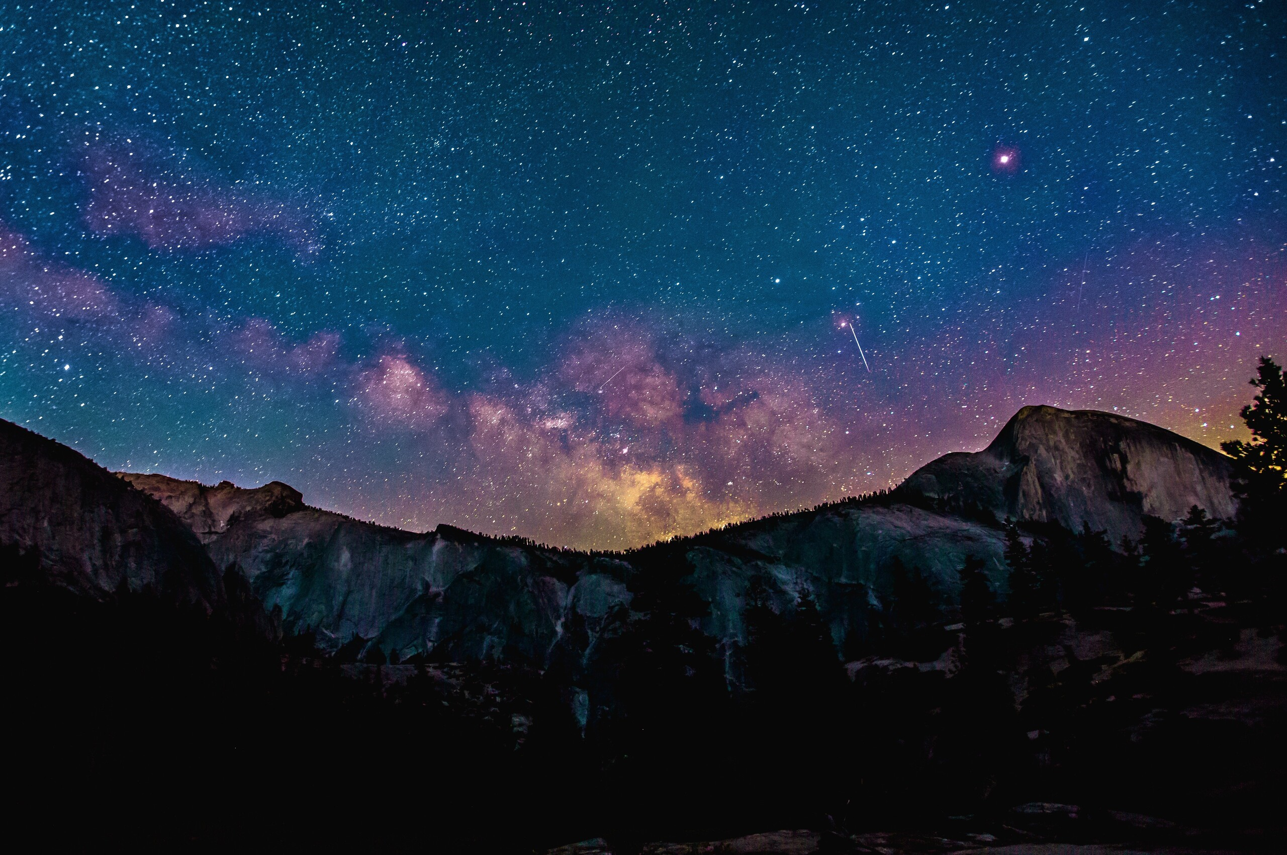 Good Wallpaper Mountain Space - stars-space-landscape-mountains-ki-2560x1700  You Should Have_622577.jpg