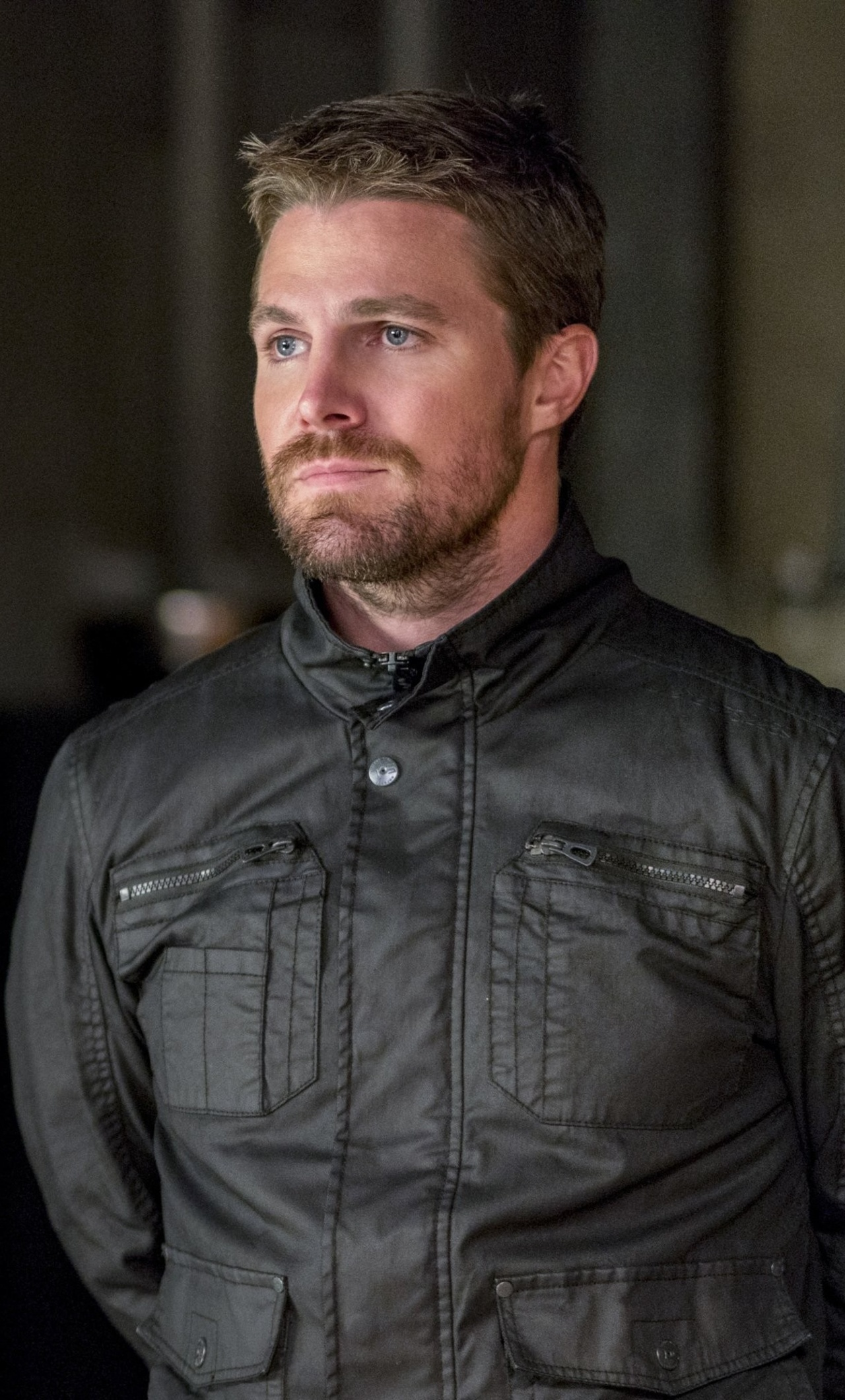 1280x2120 Stephen Amell As Oliver Queen Season 6 Iphone 6 Hd 4k