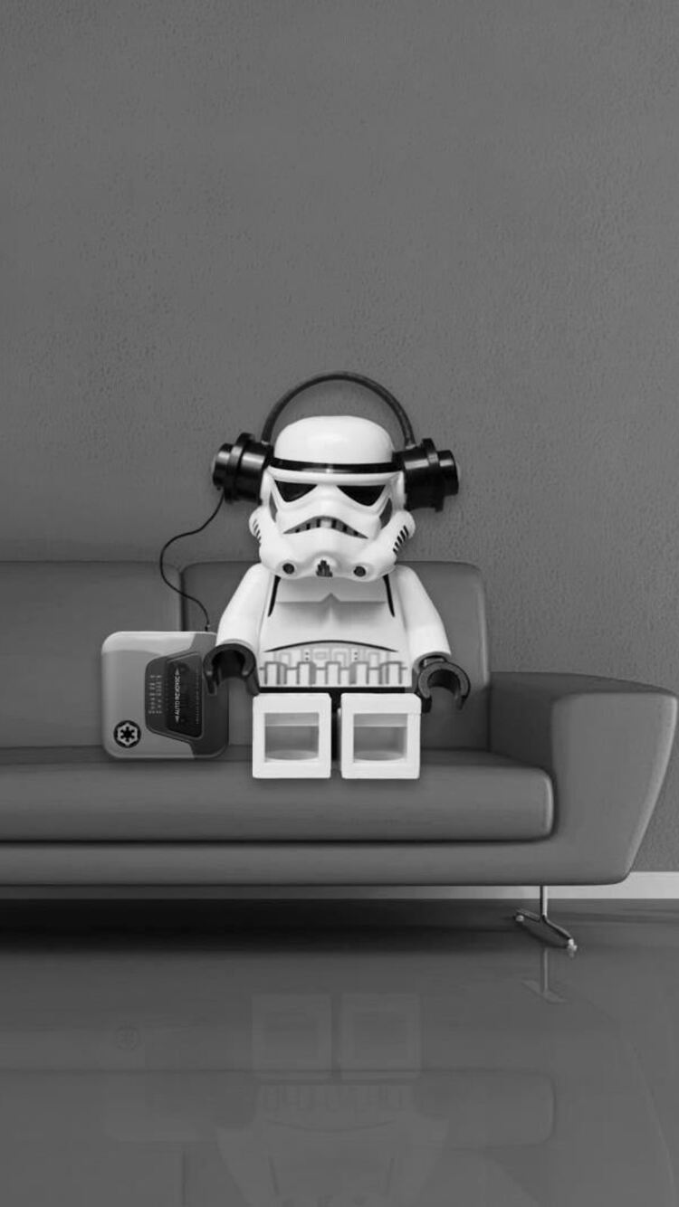 750x1334 Stormtrooper Lego Star Wars Iphone 6 Iphone 6s Iphone 7