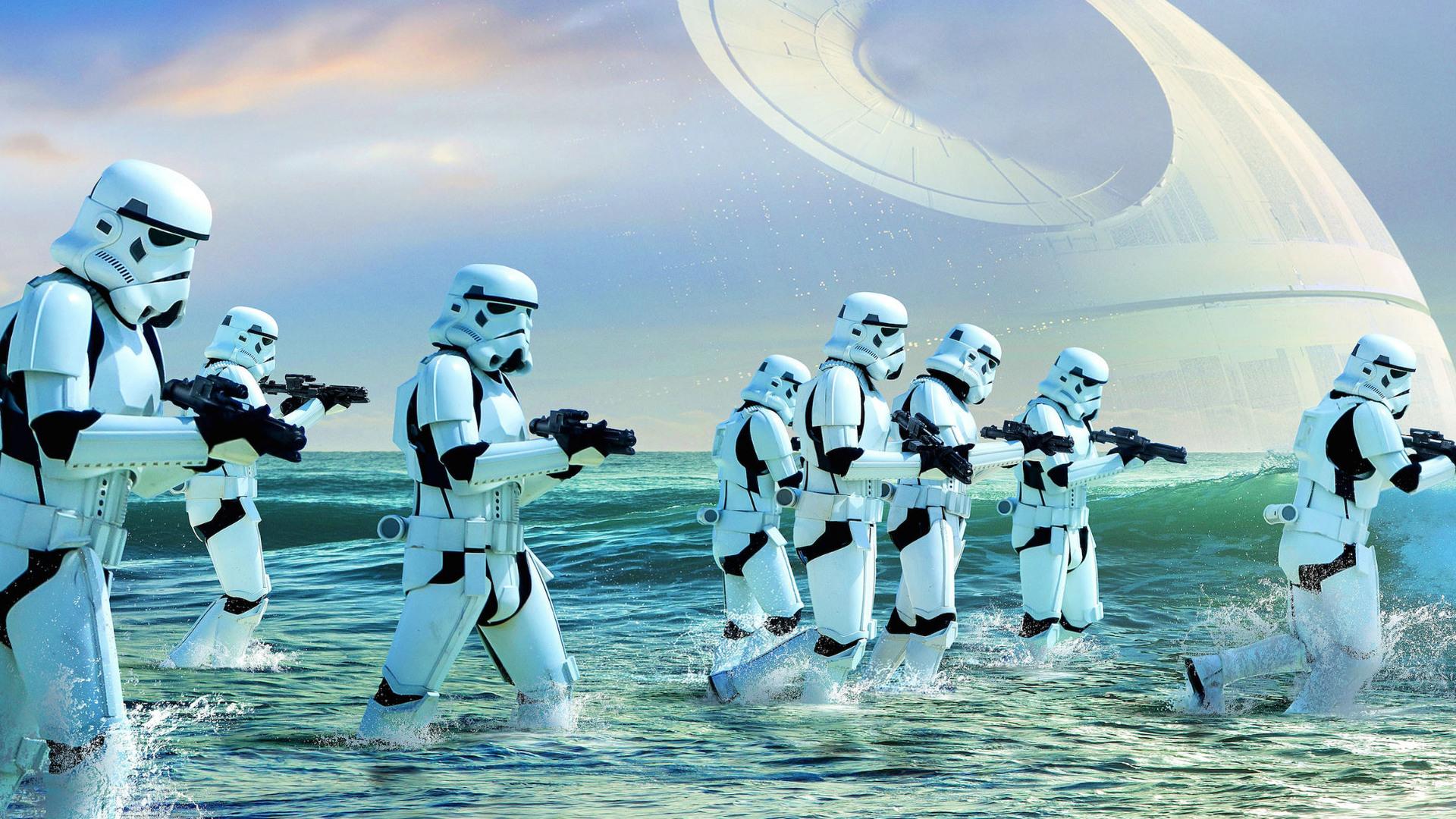 1920x1080 Stormtrooper Rogue One A Star Wars Laptop Full Hd 1080p Hd