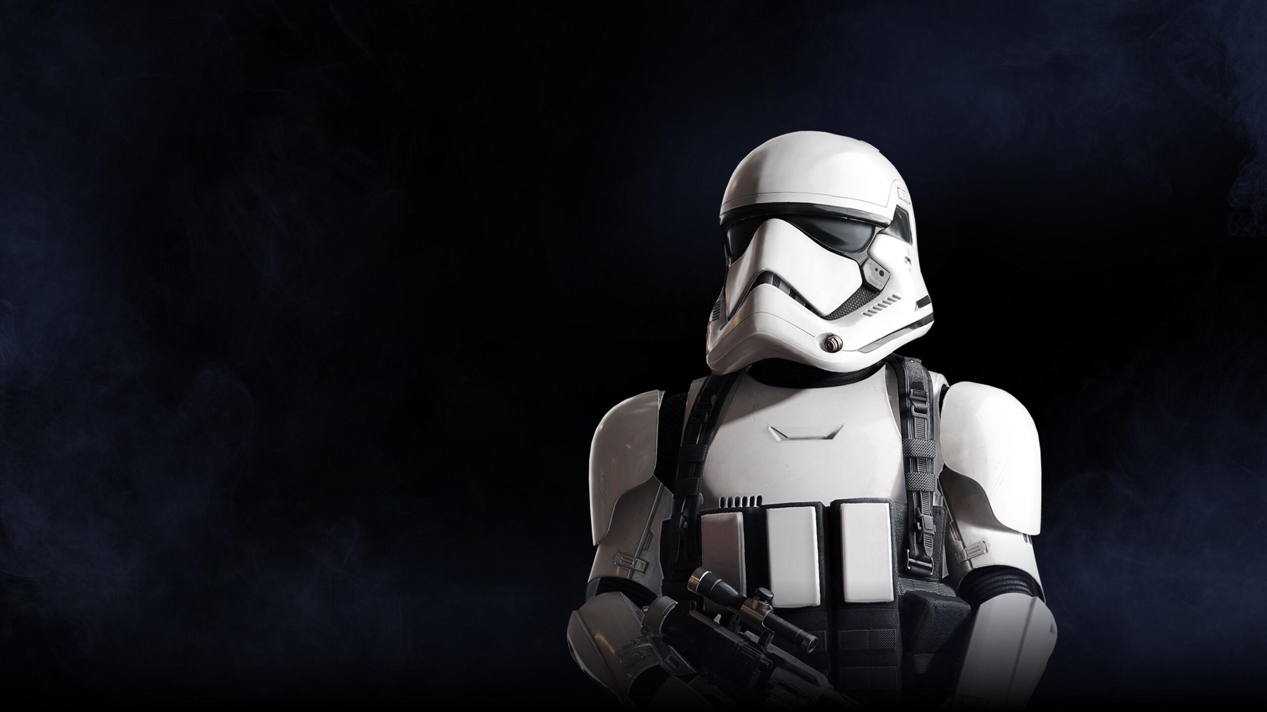 2560x1440 Stormtrooper Star Wars Battlefront 2 5k 1440P ...