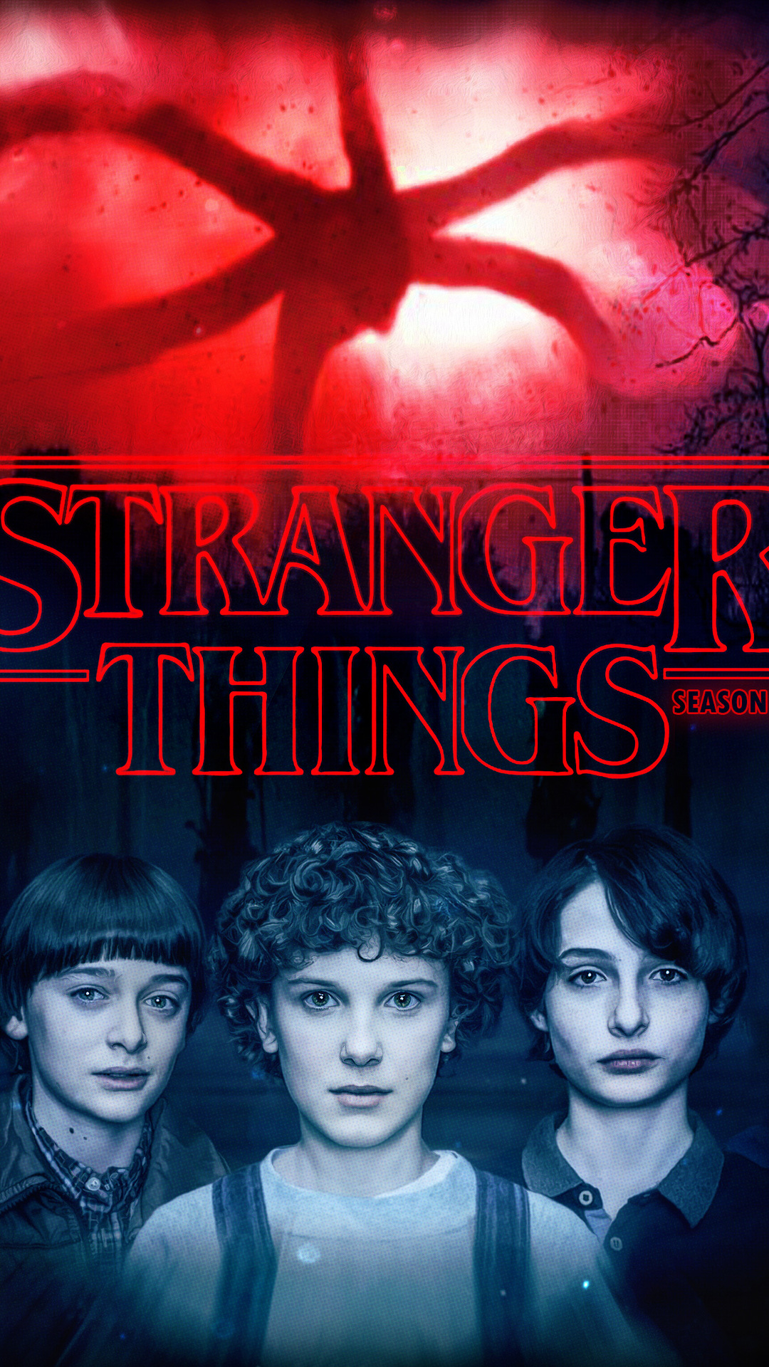 Stranger Things Wallpaper Iphone