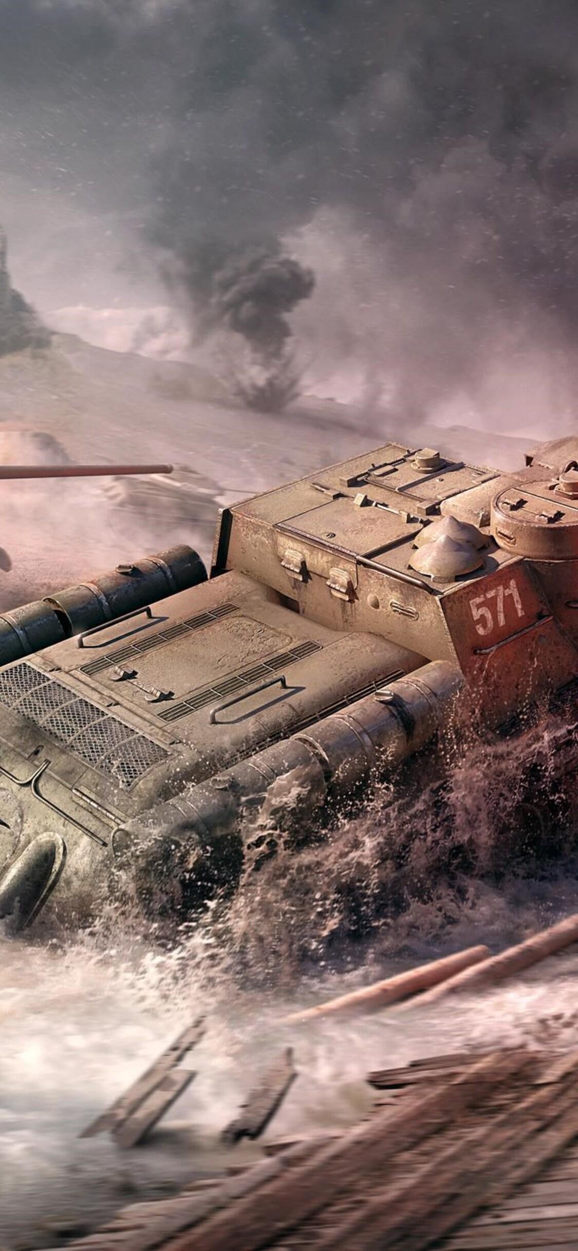 1125x2436 Su 100 World Of Tanks Iphone Xs Iphone 10 Iphone X