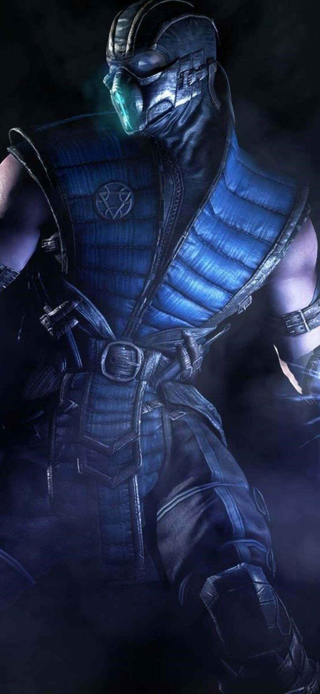 1125x2436 Sub Zero In Mortal Kombat Iphone Xs Iphone 10 Iphone X Hd