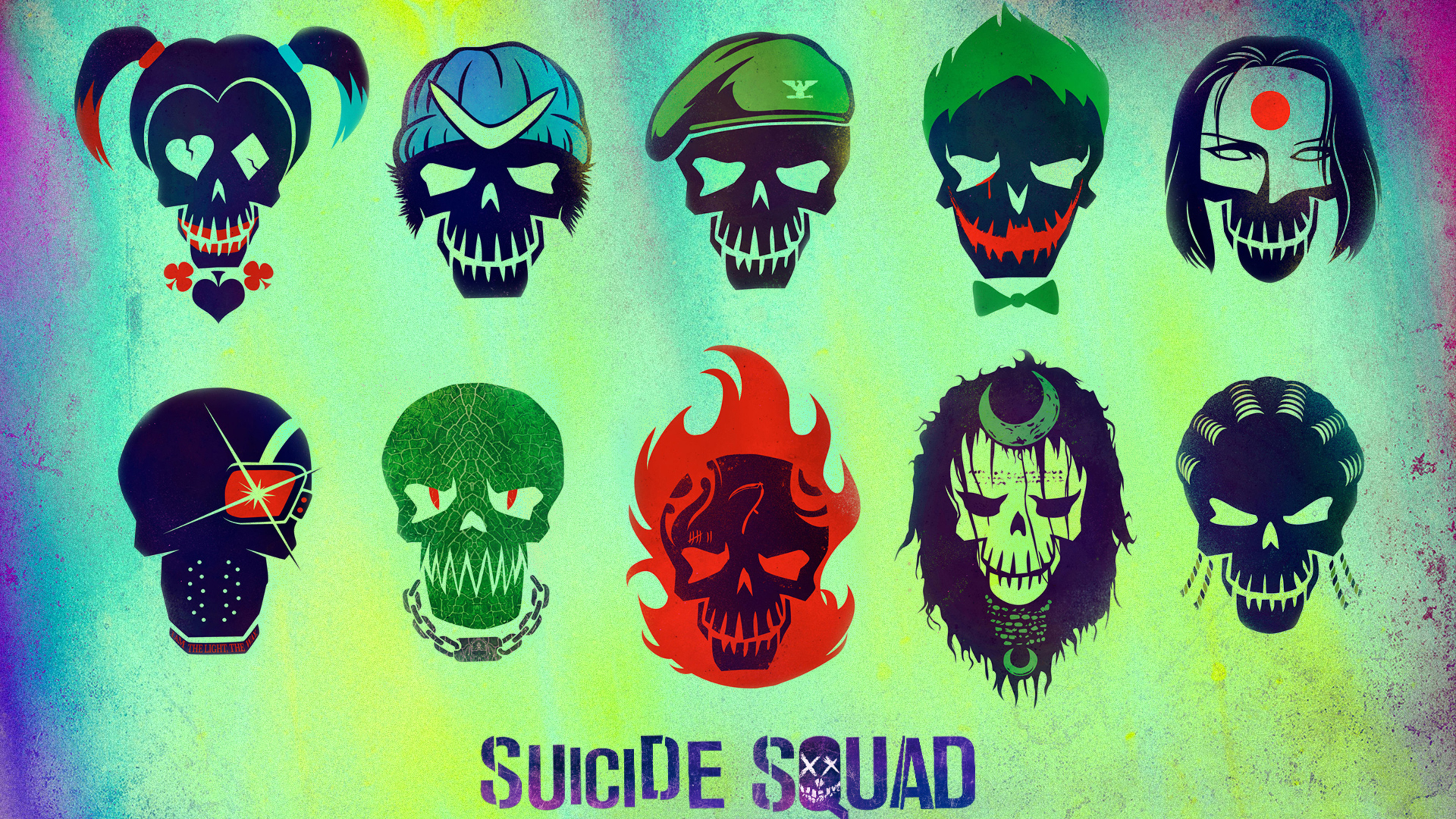 http://hdqwalls.com/download/suicide-squad-characters-minimalism-image-3840x2160.jpg