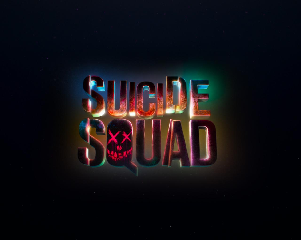 1280x1024 Suicide Squad Logo 1280x1024 Resolution HD 4k