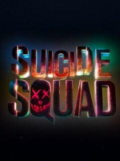 Suicide Squad Logo 4k