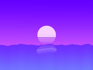 sunset-outrun-minimalism-4k-os.jpg