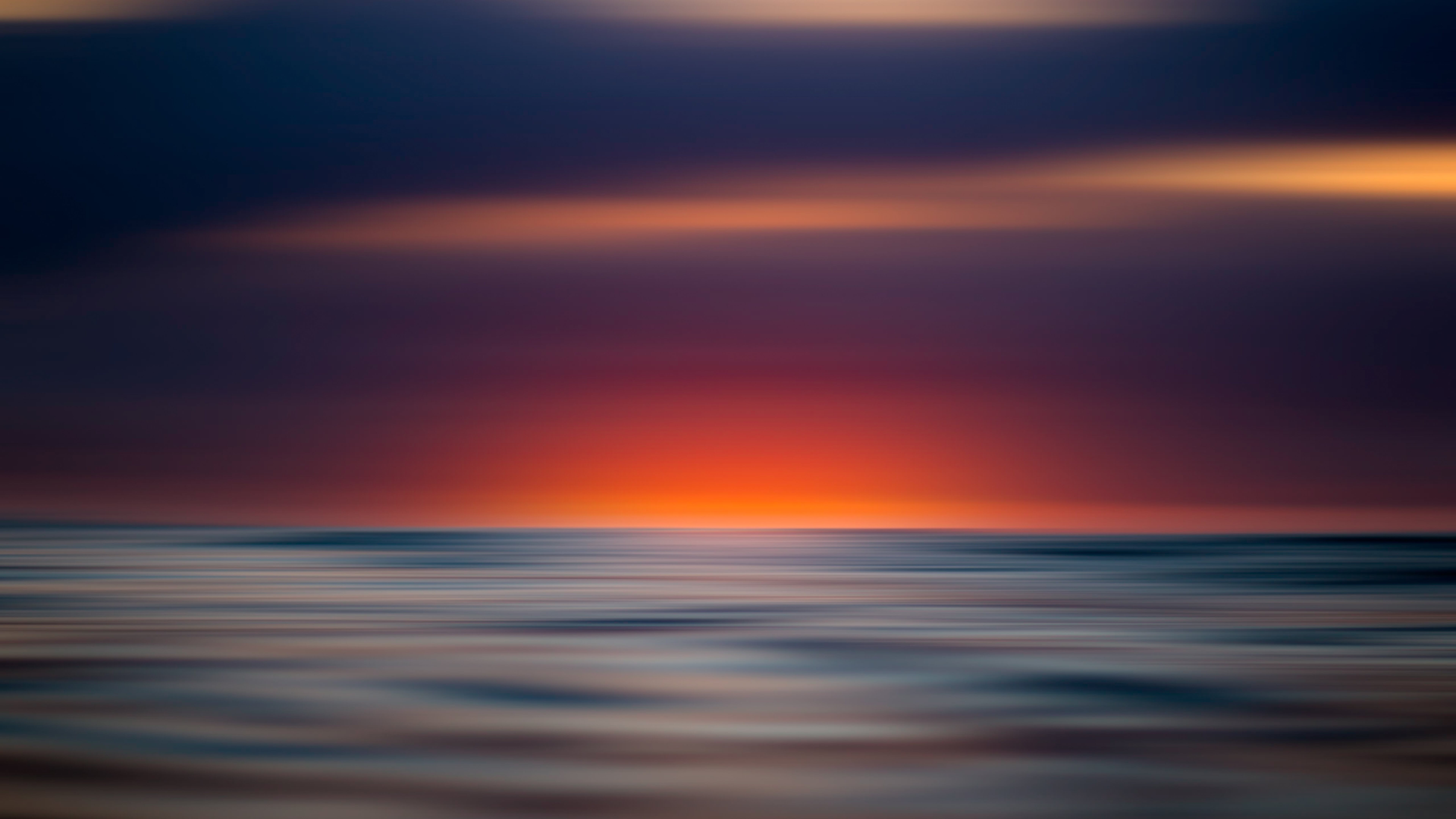7680x4320 Sunset View Blur 8k 8k HD 4k Wallpapers, Images