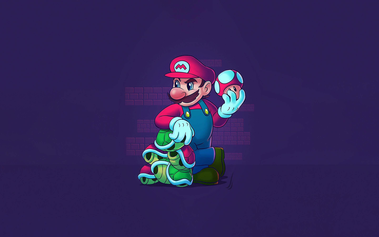 2880x1800 Super Mario Nintendo 4k Macbook Pro Retina Hd 4k Wallpapers Images Backgrounds Photos And Pictures