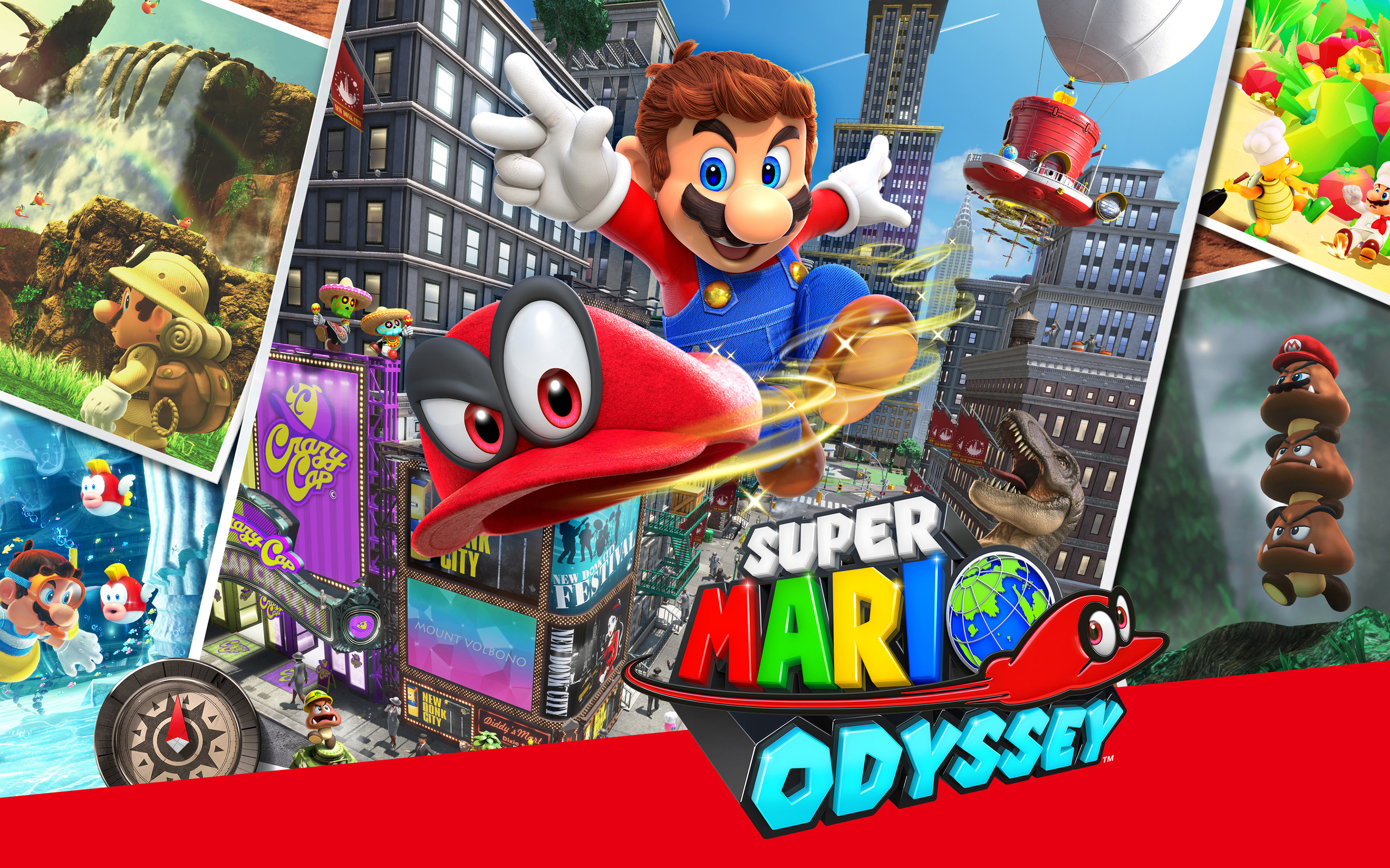 Super Mario Galaxy or Super Mario Odyssey? And why? | ResetEra