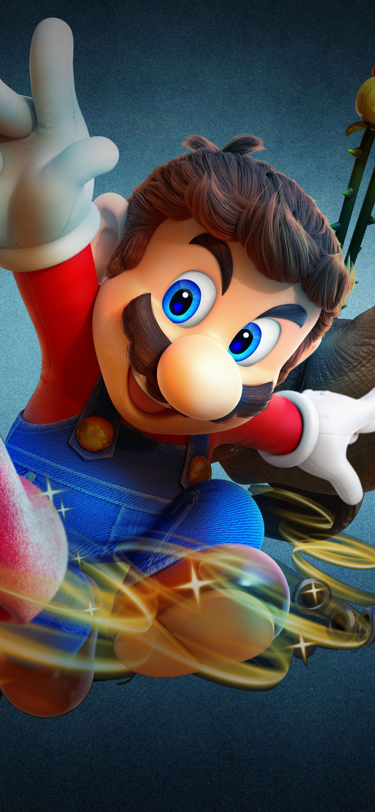 1242x2688 Super Mario Odyssey 8k Iphone Xs Max Hd 4k Wallpapers