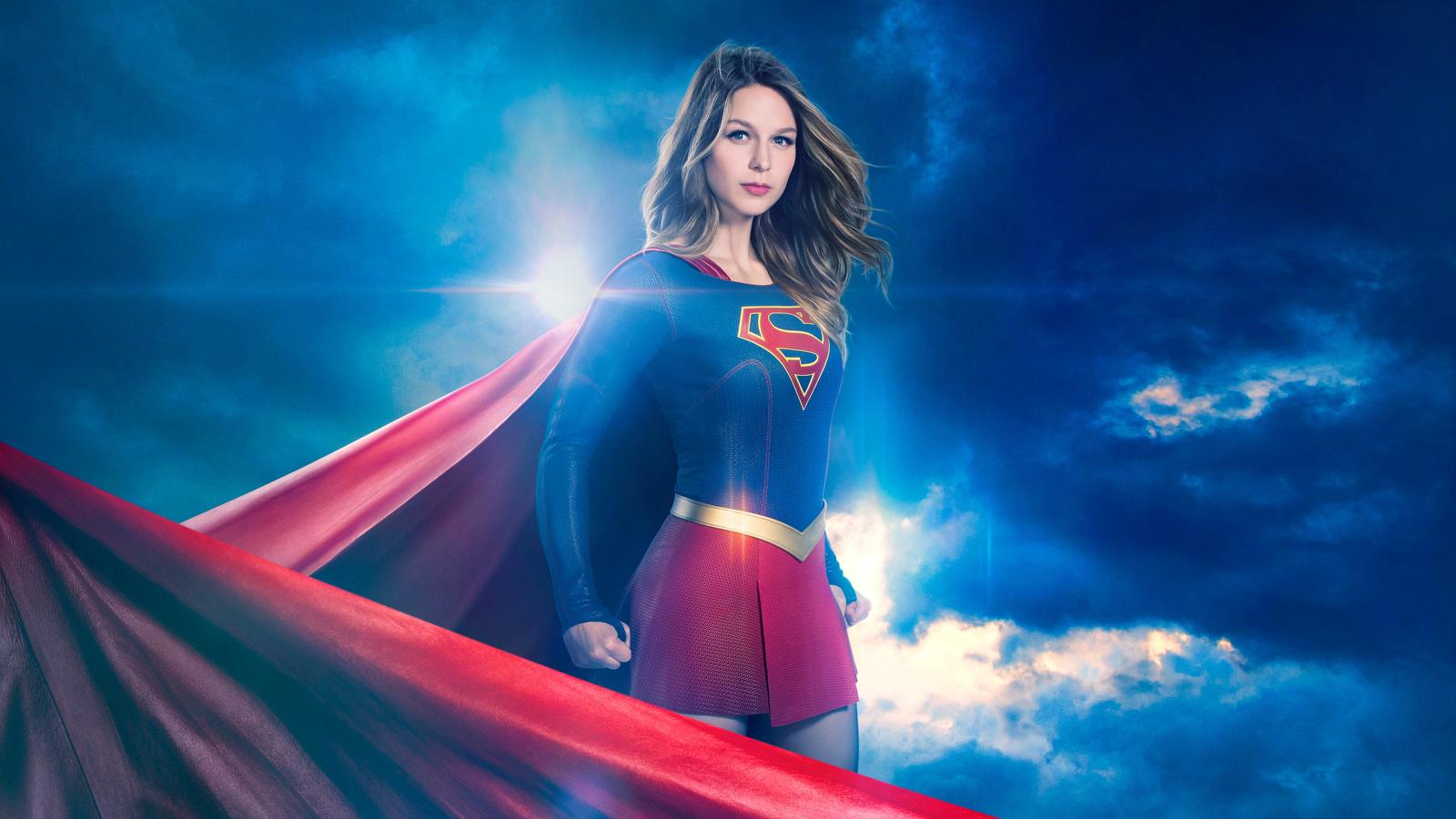 Supergirl masturbating