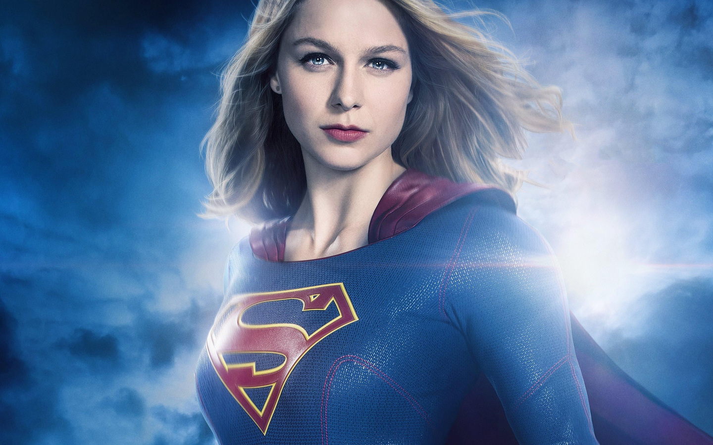 Wallpaper Melissa Benoist, Supergirl, 4K, TV Series, #3123