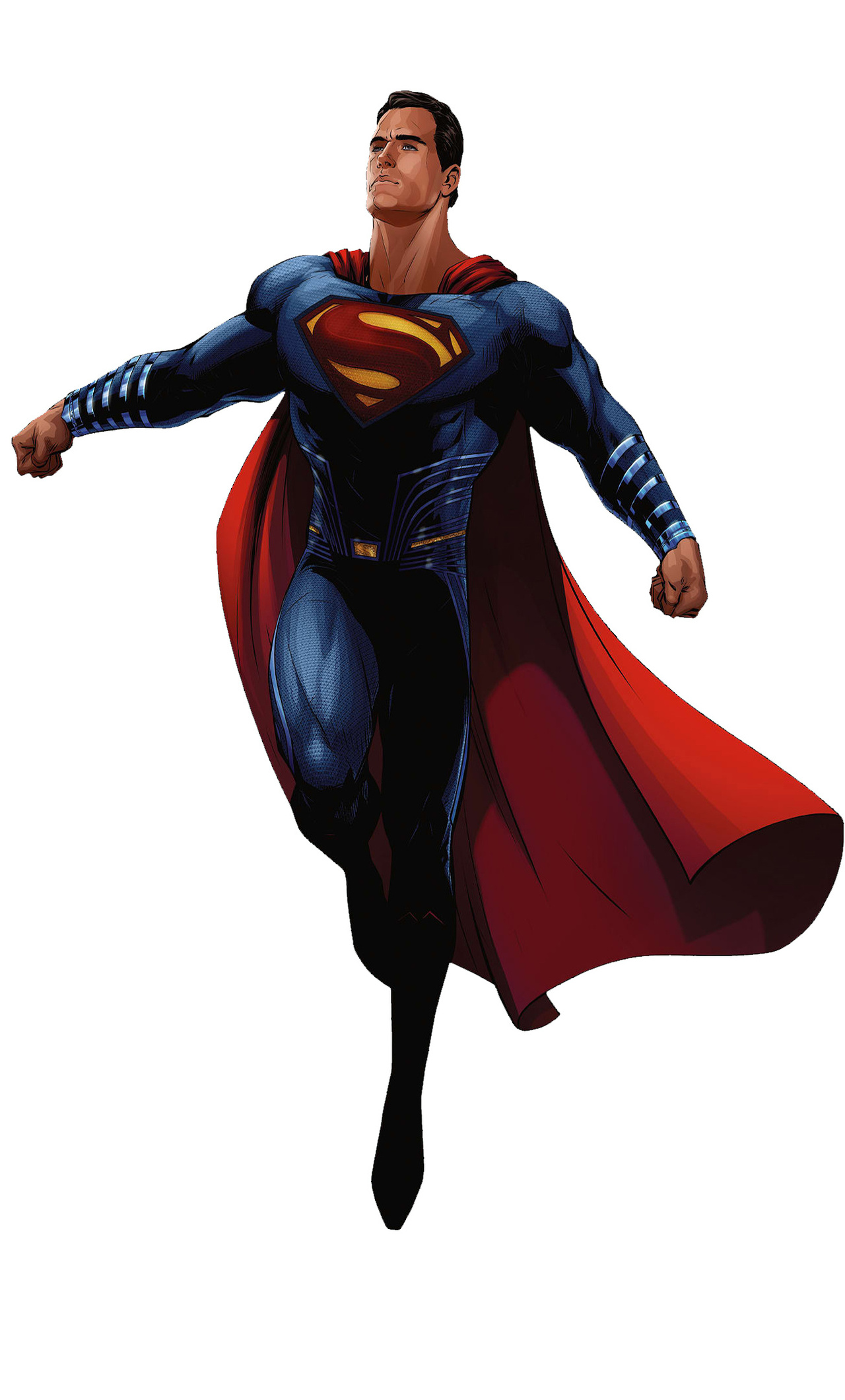 1280x2120 Superman Dc Comic Artwork iPhone 6+ HD 4k ...