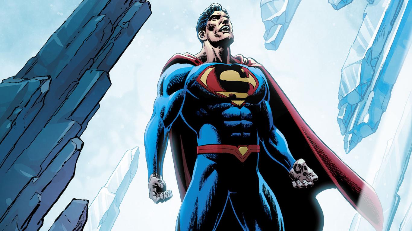 1366x768 Superman Dc Comic Fan Art 1366x768 Resolution Hd 4k