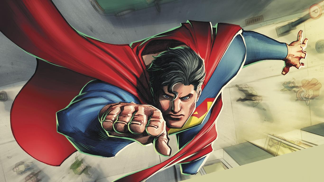 1366x768 Superman Dc Comics Hd 1366x768 Resolution Hd 4k Wallpapers