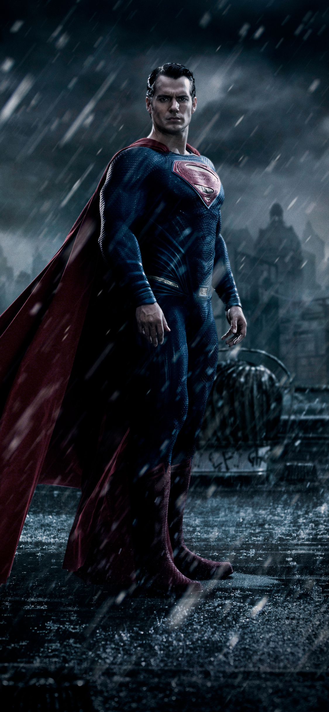 1125x2436 Superman Henry Cavill In Man Of Steel Iphone Xs Iphone