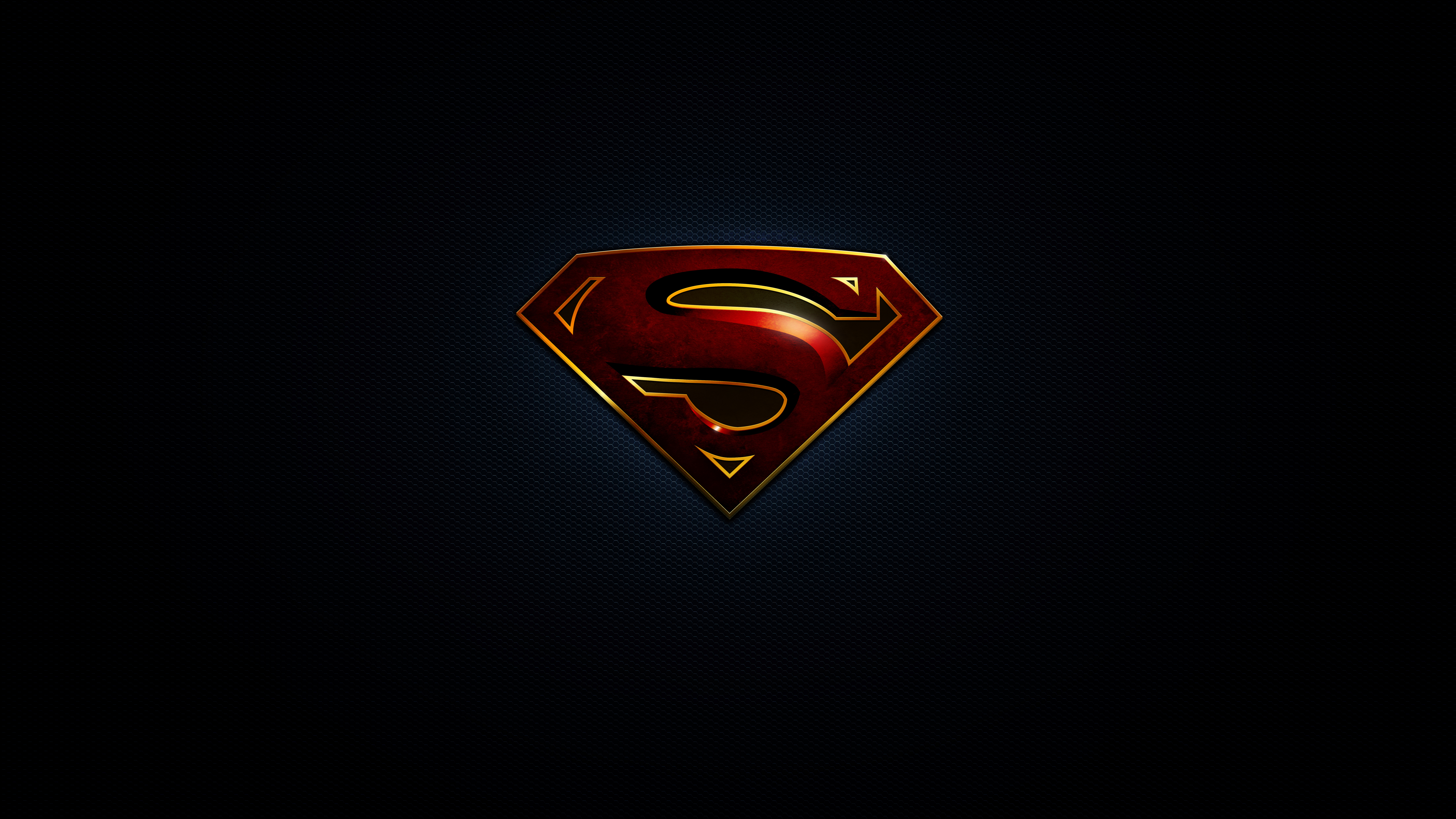 Superman Logo 10k Vx