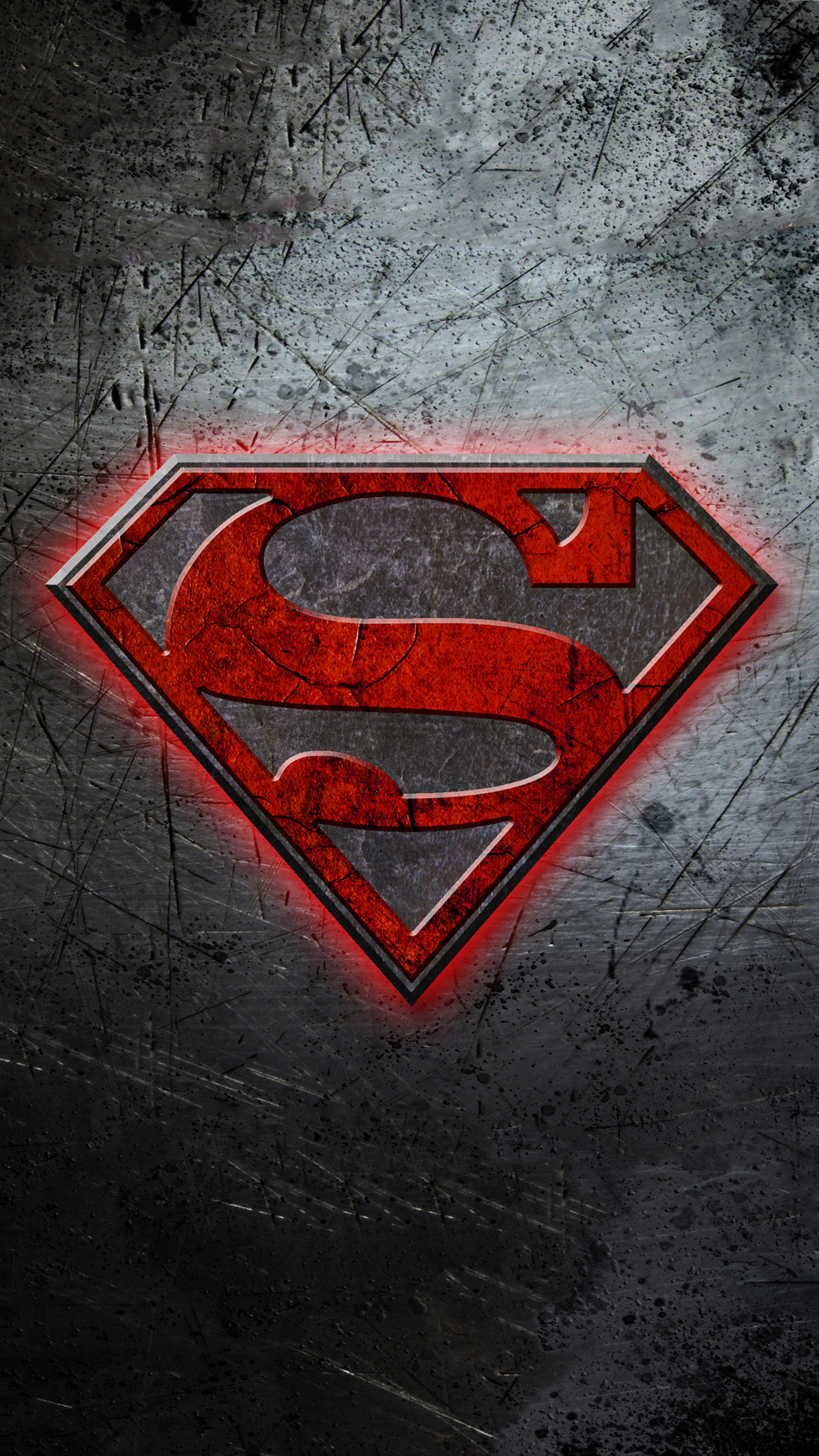 Superman Logo 4k 0f