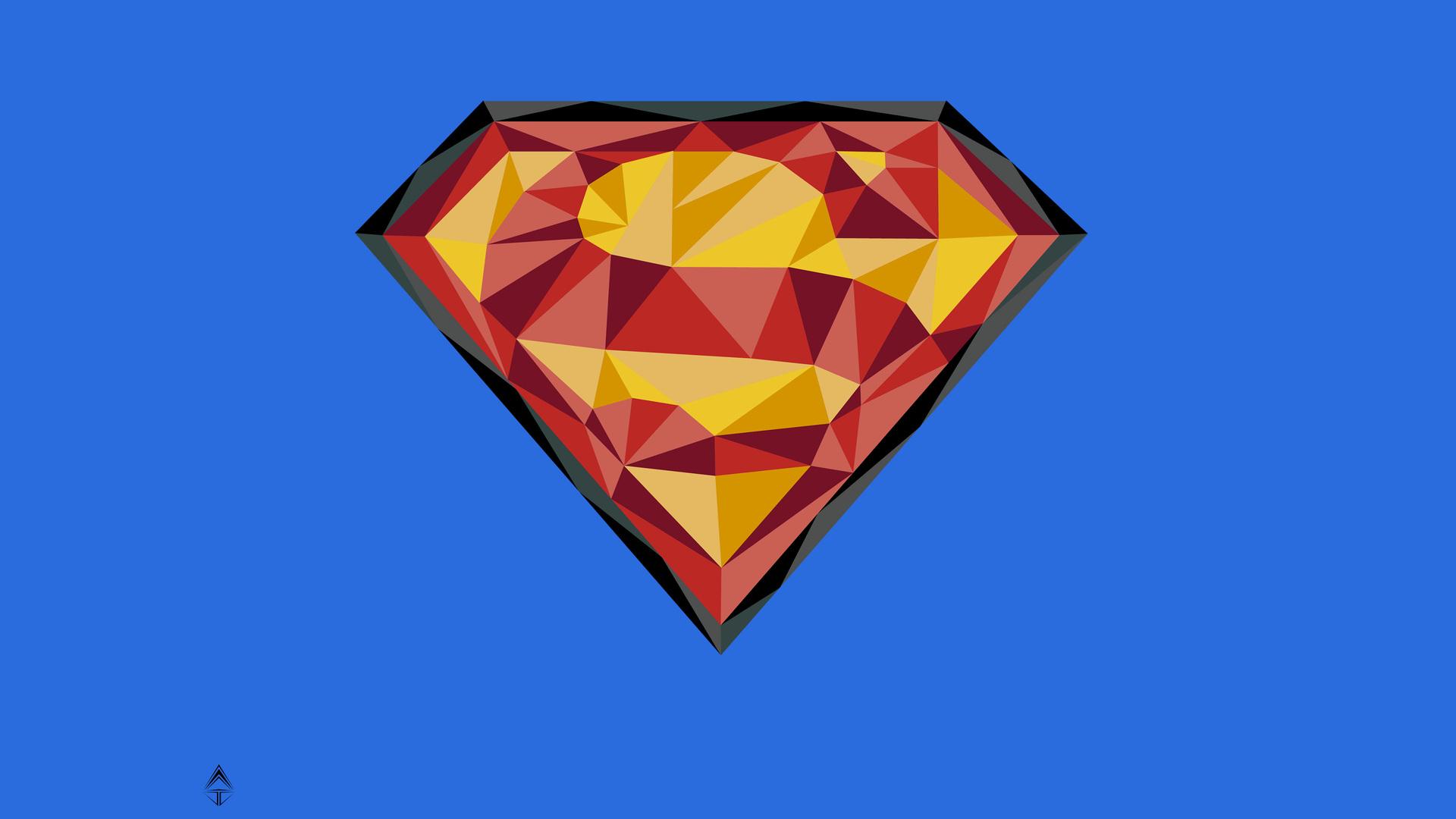 1920x1080 superman logo 4k art laptop full hd 1080p hd 4k wallpapers superman logo 4k art gdg voltagebd Choice Image