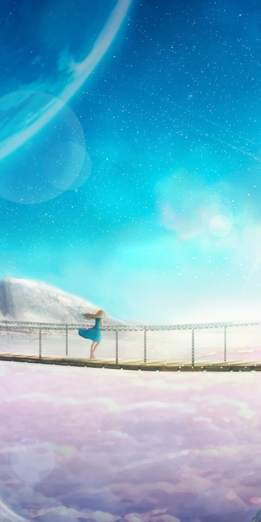 1080x2160 Supernova Anime Landscape One Plus 5t Honor 7x Honor View 10 Lg Q6 Hd 4k Wallpapers Images Backgrounds Photos And Pictures