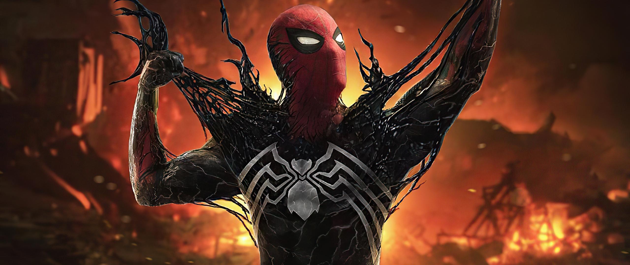2560x1080 Symbiote Spiderman 4k 2560x1080 Resolution HD 4k ...