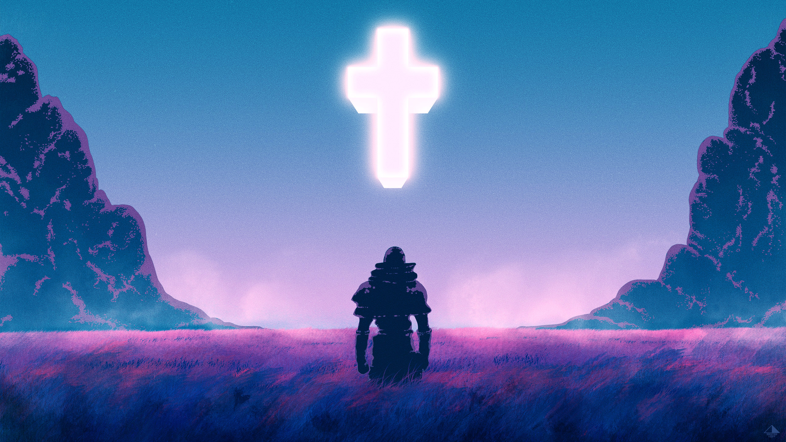 2560x1440 Synthwave 1440P Resolution HD 4k Wallpapers ...