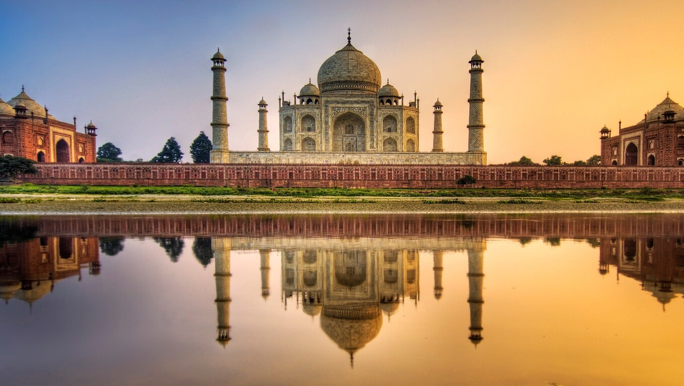 1360x768 taj mahal india laptop hd hd 4k wallpapers, images