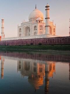 240x320 Taj Mahal River Nokia 230 Nokia 215 Samsung Xcover 550 Lg