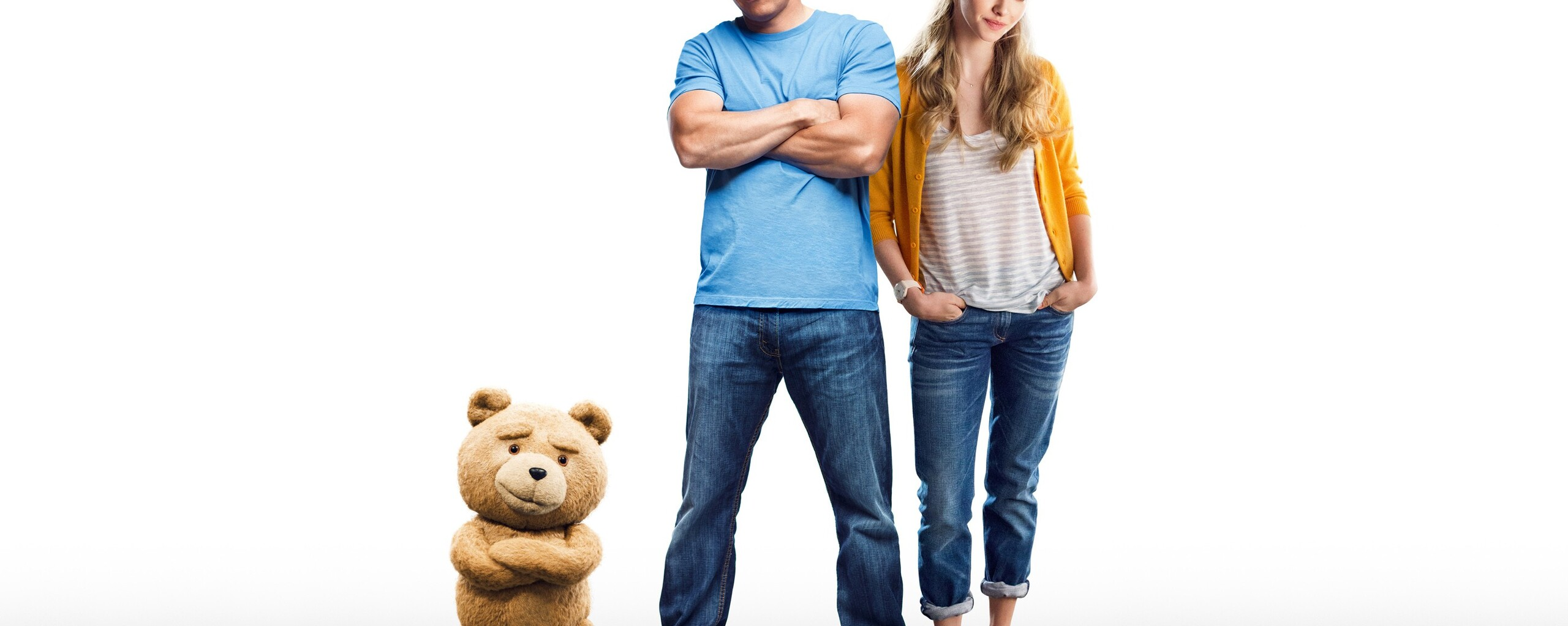download ted 2 movie hd 4k wallpapers in 2560x1024 screen resolution