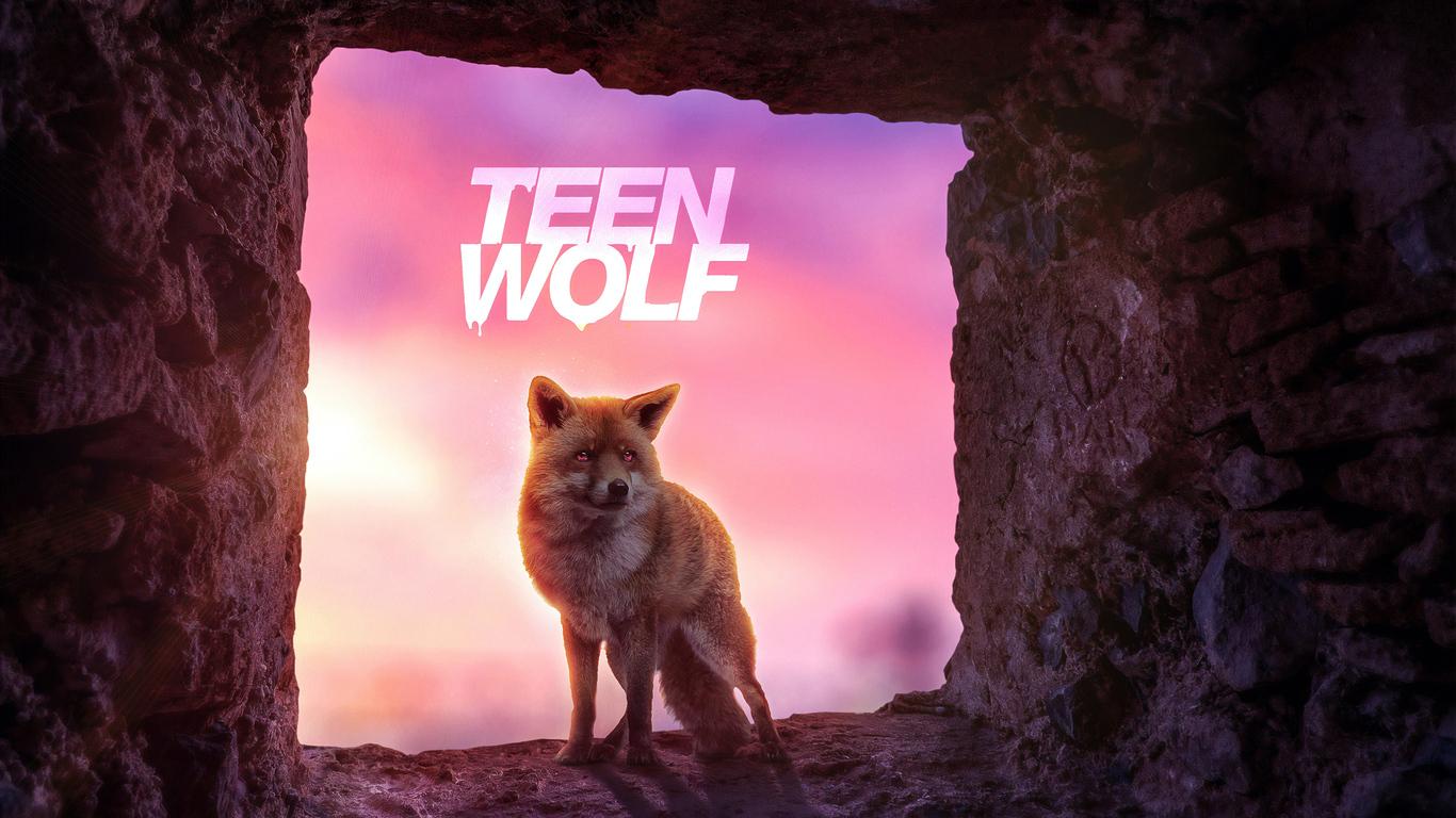 Teen Wolf 1366x768 Resolution HD 4k