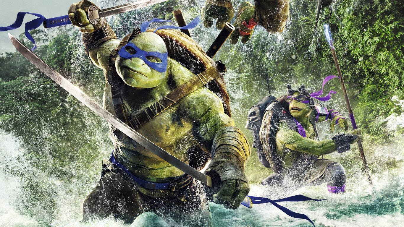 1366x768 Teenage Mutant Ninja Turtles 4k 1366x768 Resolution Hd 4k