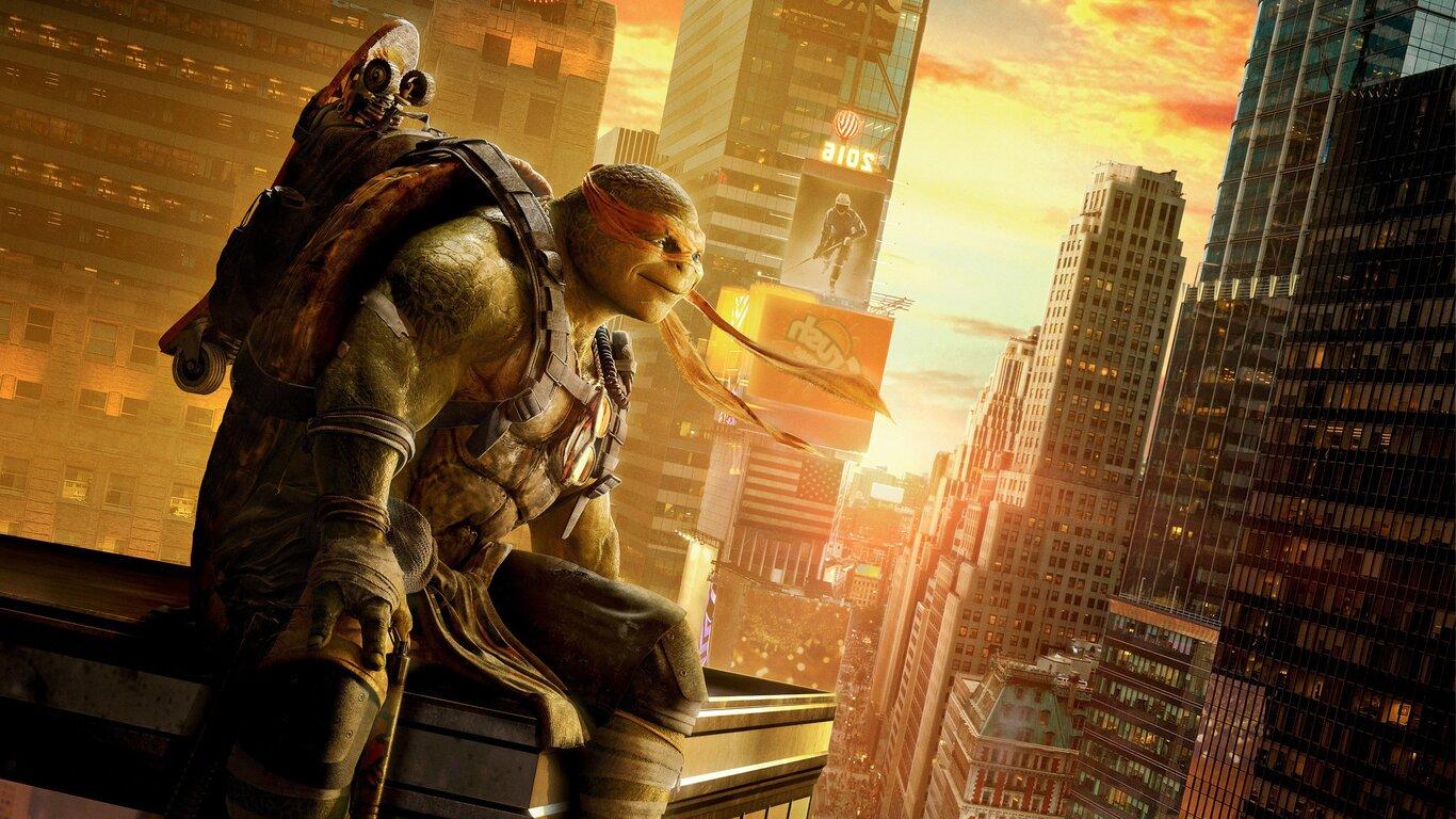 1366x768 Teenage Mutant Ninja Turtles Movie Hd 1366x768 Resolution