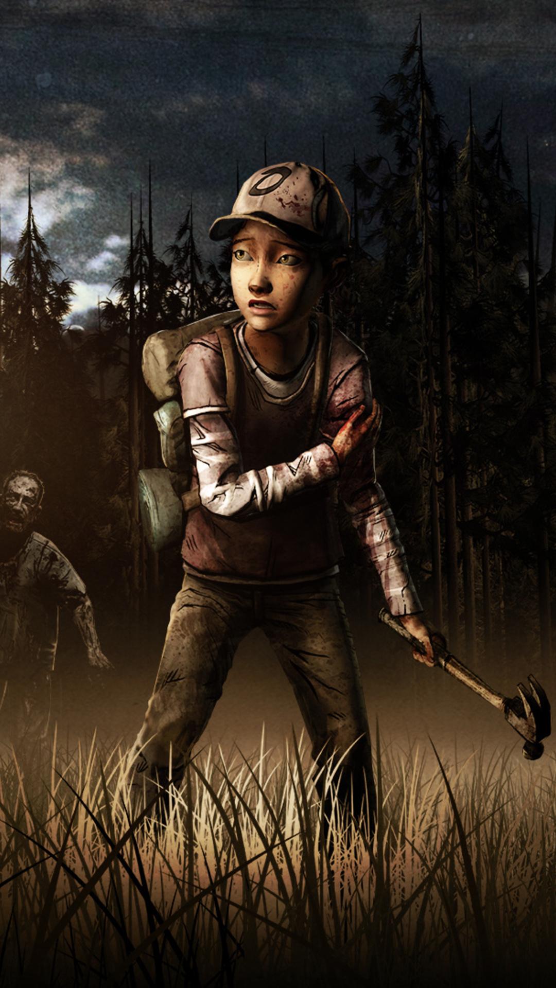 1080x1920 Telltale The Walking Dead Season 2 Iphone 7 6s 6 Plus