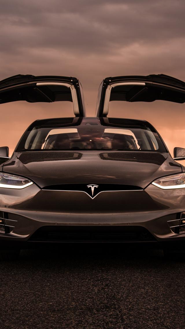 Tesla Model X Wallpaper Iphone 11