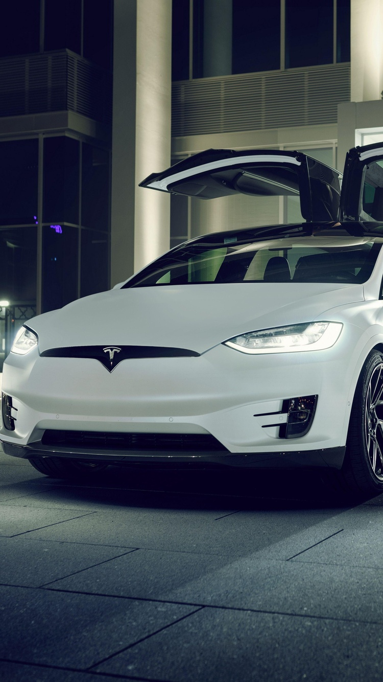 750x1334 Tesla Model X Iphone 6 Iphone 6s Iphone 7 Hd 4k Wallpapers Images Backgrounds Photos And Pictures
