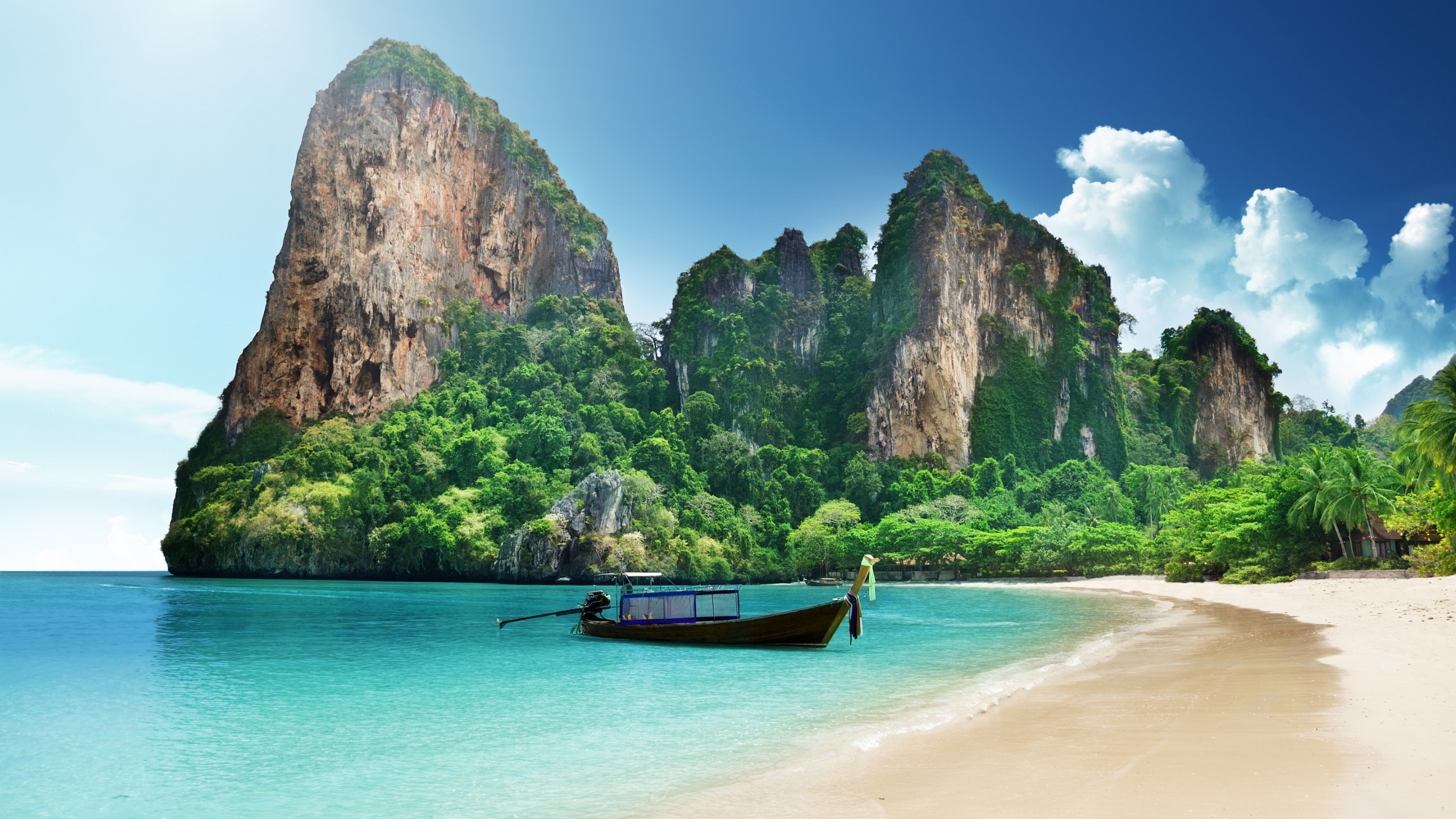 2560x1440 Thai Beach 1440p Resolution Hd 4k Wallpapers Images Backgrounds Photos And Pictures