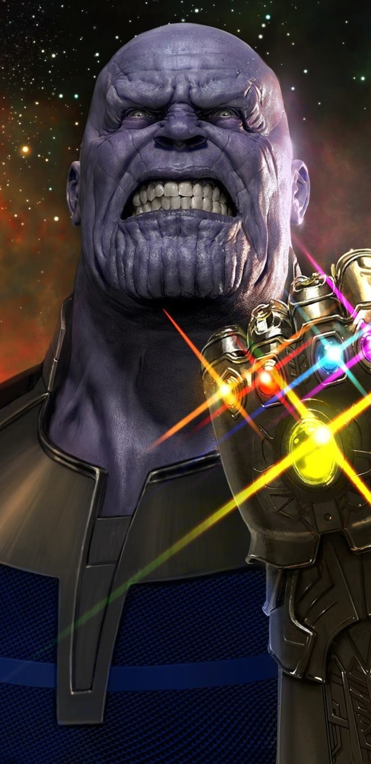 1440x2960 Thanos Avengers Infinity War Samsung Galaxy Note 9
