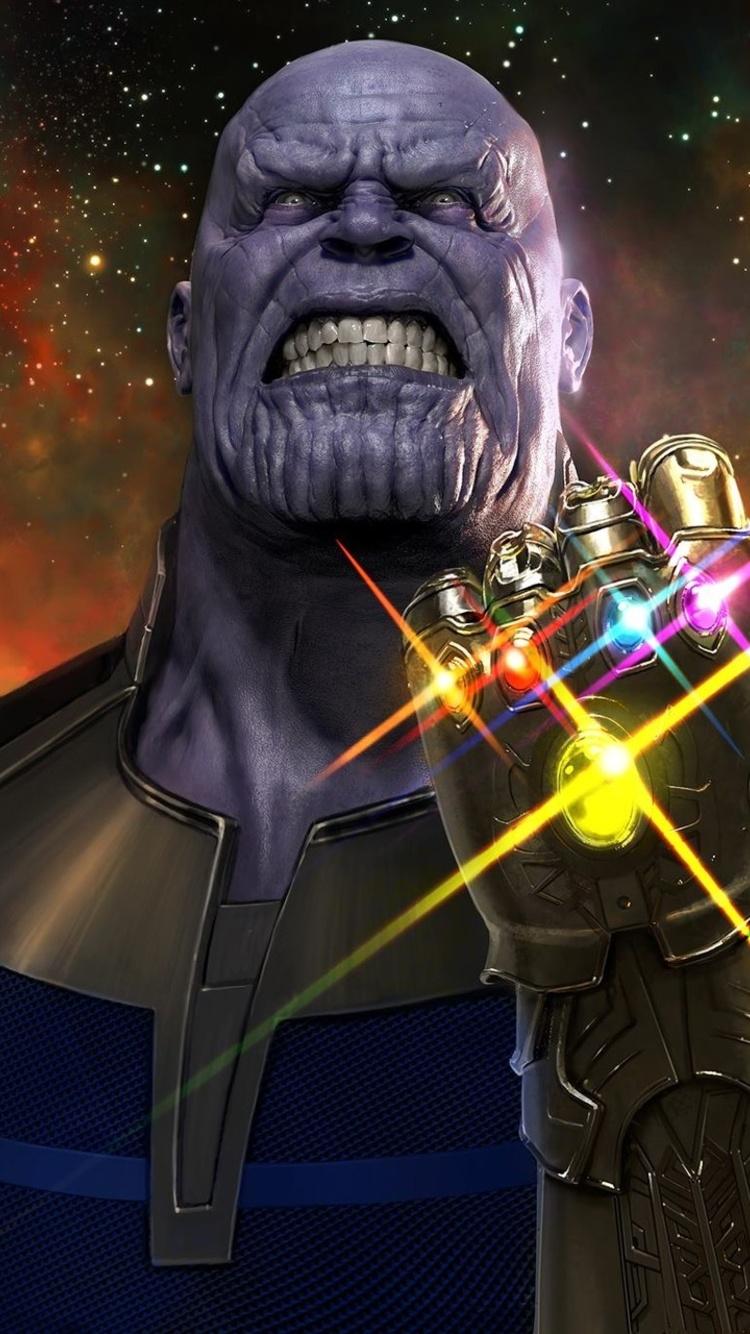 Permalink to Thanos Wallpaper 750×1334