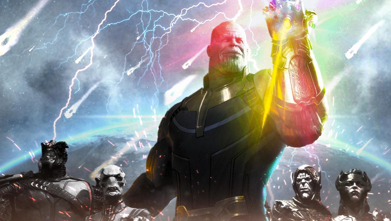 Wallpaper Thanos Avengers Infinity War Artwork Hd: 1360x768 Thanos Avengers Infinity War 2018 Artwork Laptop
